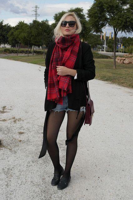 Maxi bufandas y cuellos de lana | Tu Moda Online