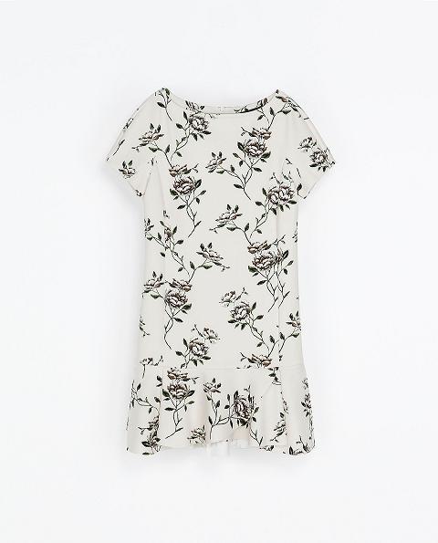 Vestidos de neopreno - Zara