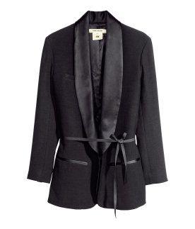 Isabel Marant para H&M - Americana de lana 129€