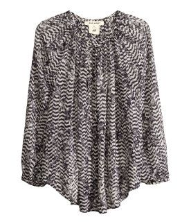 Isabel Marant para H&M - Blusa de seda 80€