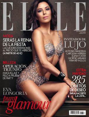 Regalos de revistas diciembre 2013 - Elle