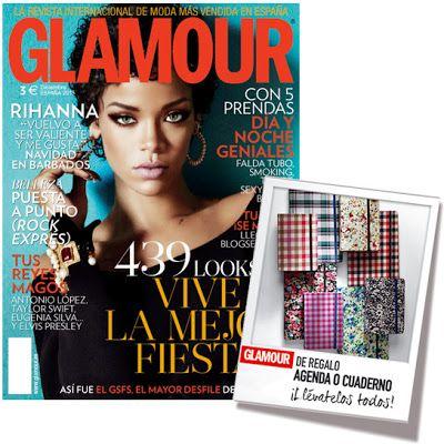 Regalos de revistas diciembre 2013 - Glamour