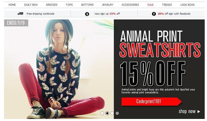 Donde comprar ropa barata online - Sheinside