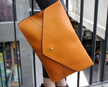 Bolsos clutch baratos - Modelo sobre, color liso