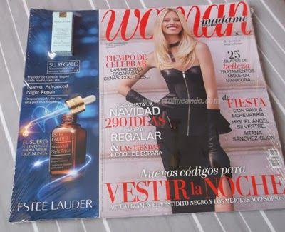 Regalos de revistas diciembre 2013 - Woman
