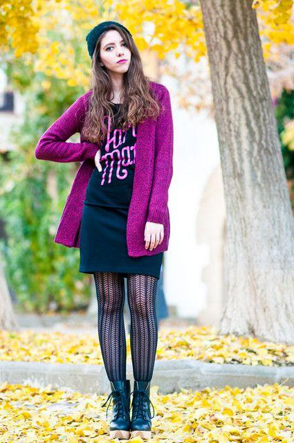 Colores de otoño-invierno