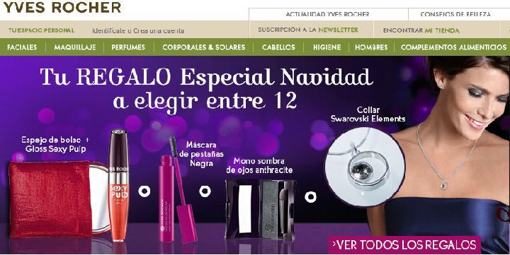 Donde comprar cosméticos naturales - Yves Rocher