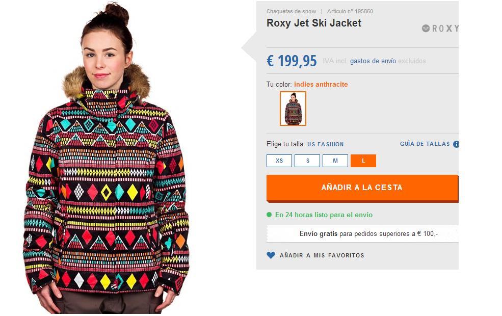 Comprar ropa de viene barata - Abrigo chica