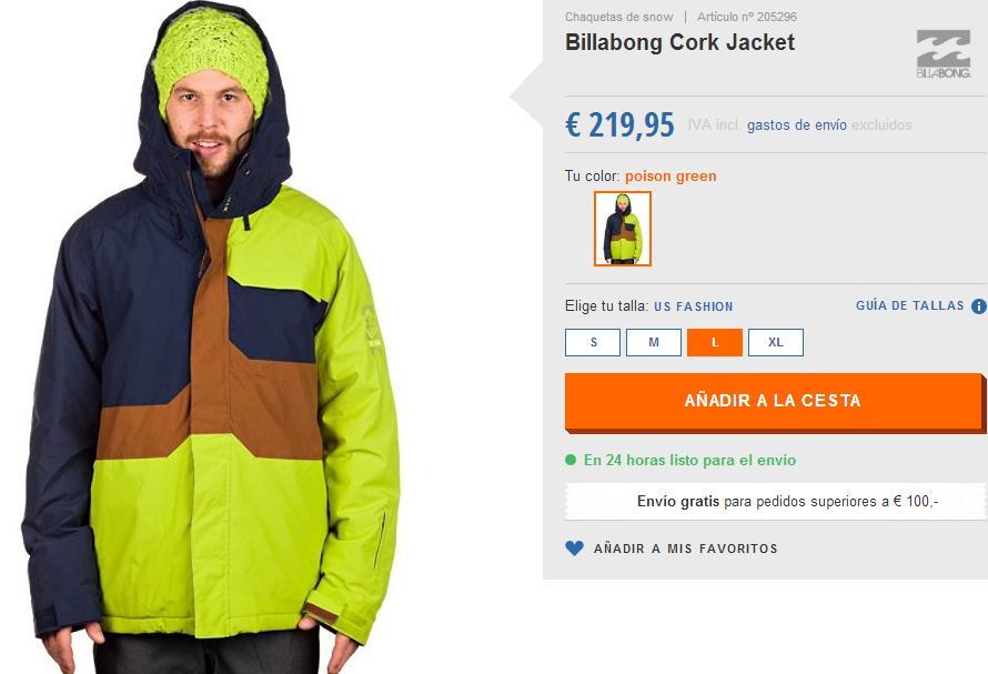 Comprar ropa de viene barata - Abrigo chico