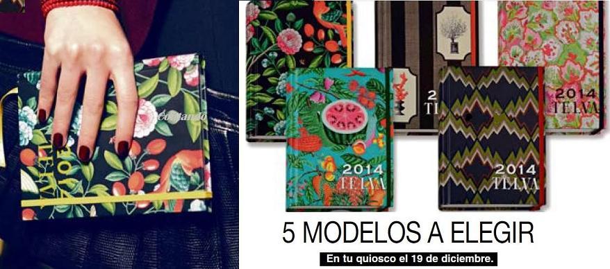 Regalos de revistas enero 2014 - Telva