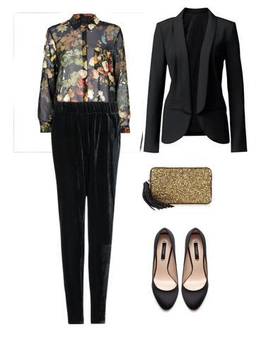 Pantalones baggy para mujer - Elegante