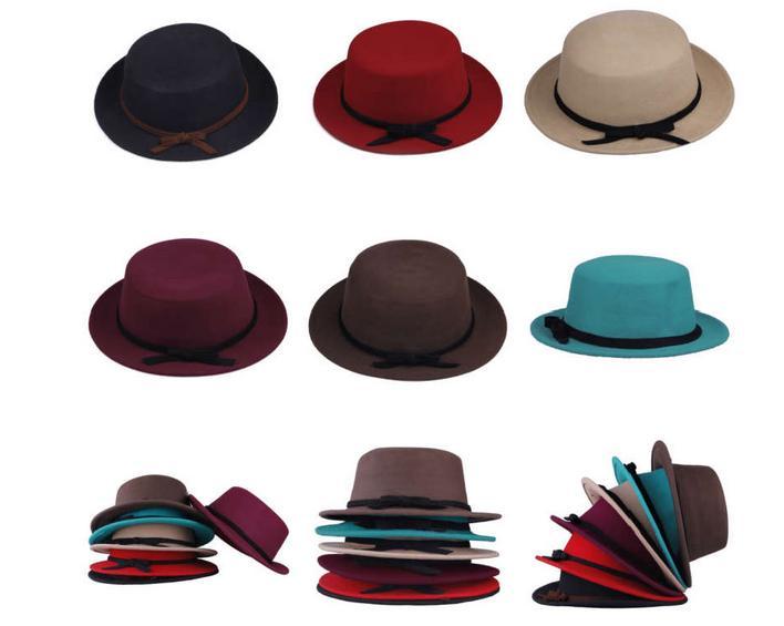 Ropa y complementos - Sombrero de ala