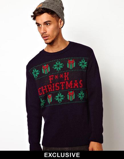 Jerseys navideños en Asos