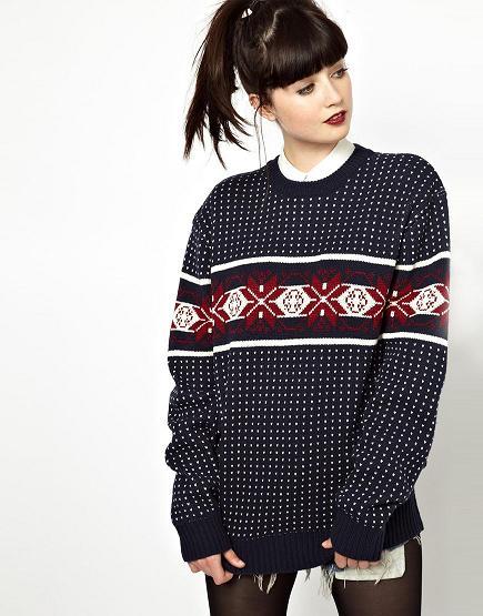 Jerseys de navidad en Asos