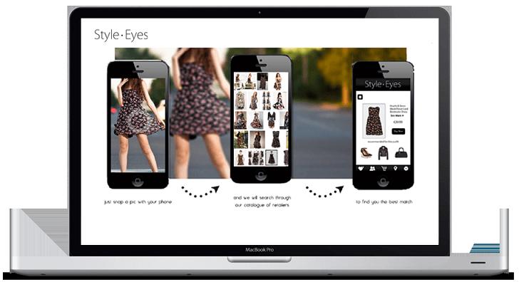 App Style Eyes