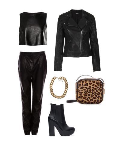 Pantalones baggy para mujer - Rocker