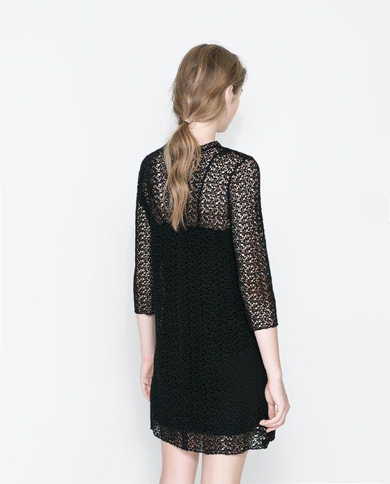 Rebajas de Zara - Croché