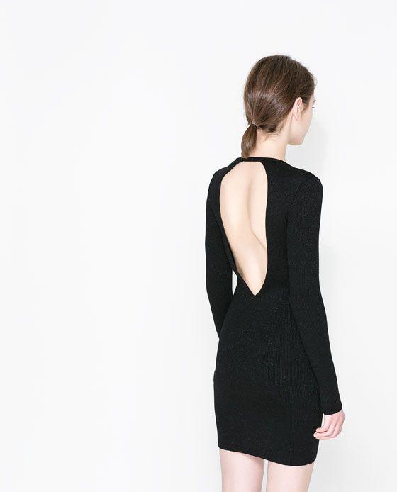 Rebajas de Zara - Espalda descubierta