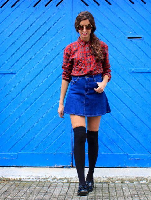 Cómo combinar tus calcetines de colores