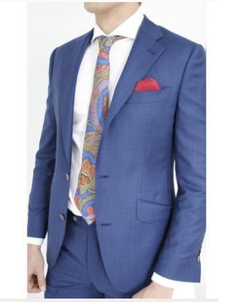 Tendencias de moda para hombres elegantes