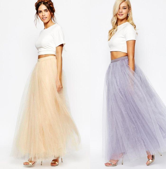 Faldas de tul comprar online