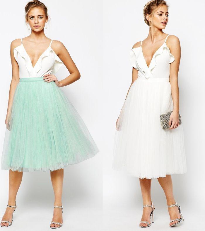 723e4d1c9 Dónde Comprar Faldas de Tul | Tu Moda Online