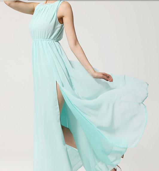 El color de moda para el 2014 - Vestido
