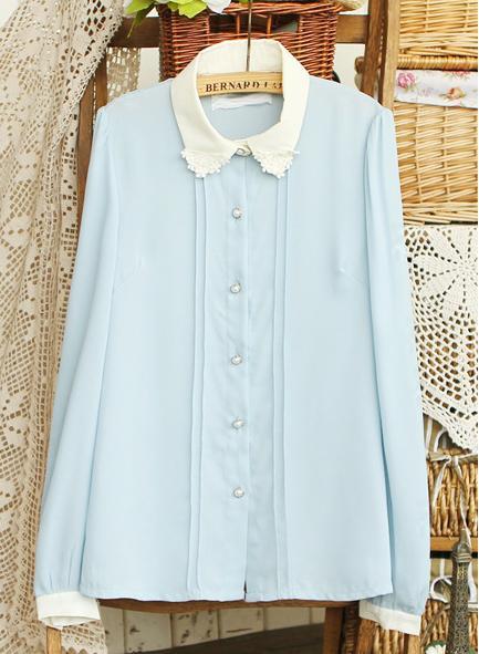 El color de moda para el 2014 - Camisa