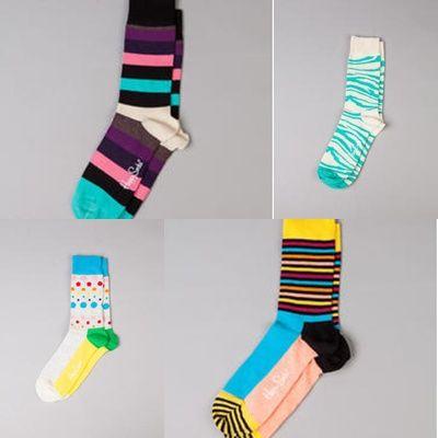 Outlet de ropa de marca online en Private Outlet - Happy Socks