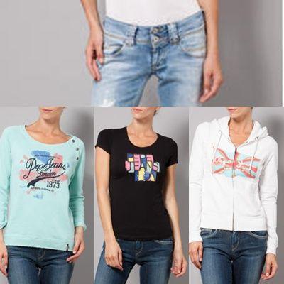 Outlet de ropa de marca online en Private Outlet - Pepe Jeans