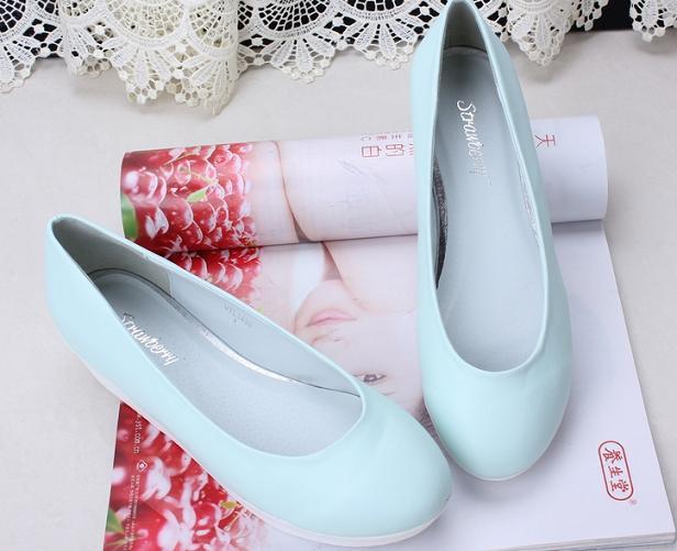 El color de moda para el 2014 - Zapatos
