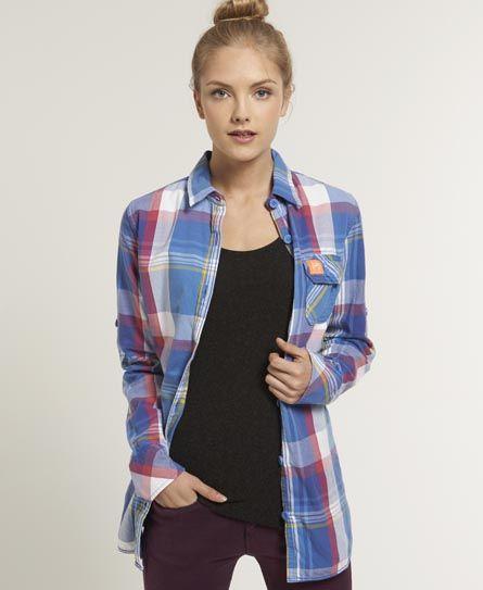 Moda y calidad al mejor precio en Superdry - Camisas