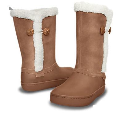 Últimas tendencias en zapatos - Botas de nieve