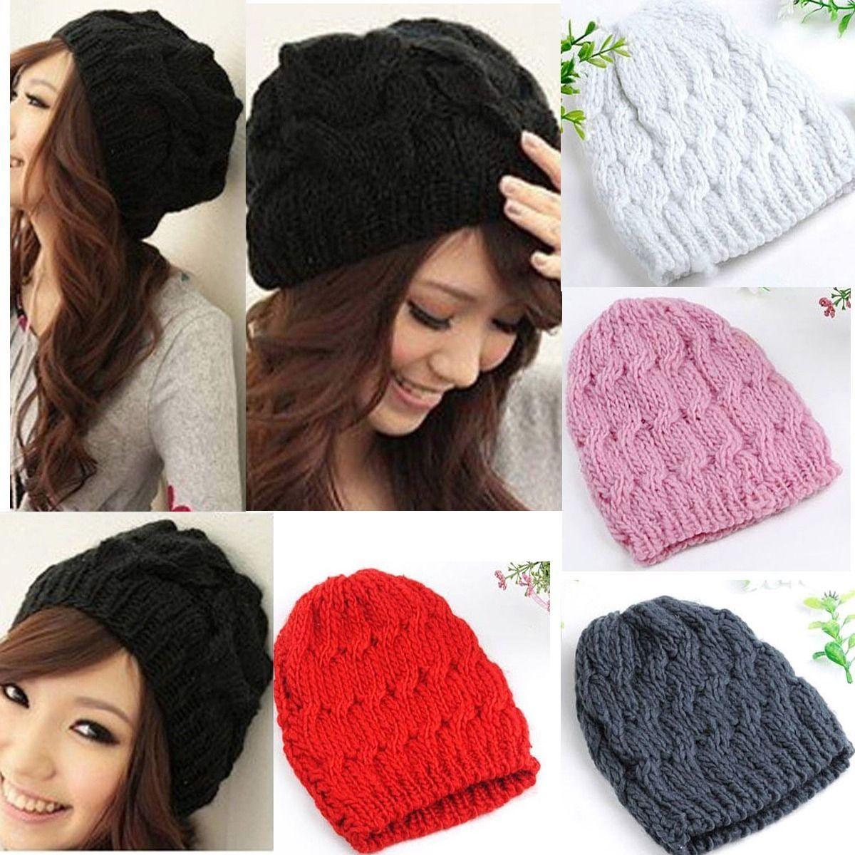 Comprar gorros de lana baratos en Ebay