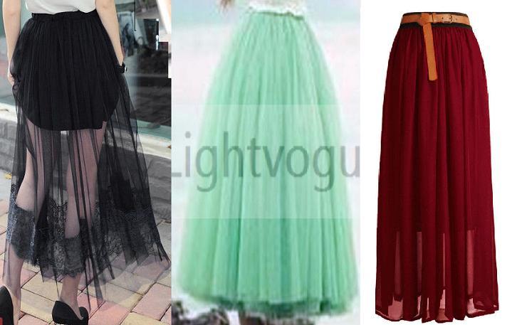 Faldas online baratas