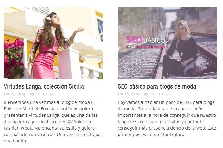 Blog de moda - El Bolso de Maribel