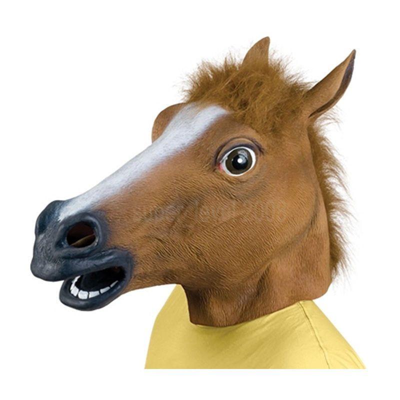 Regalos originales para San Valentin - Máscara de caballo