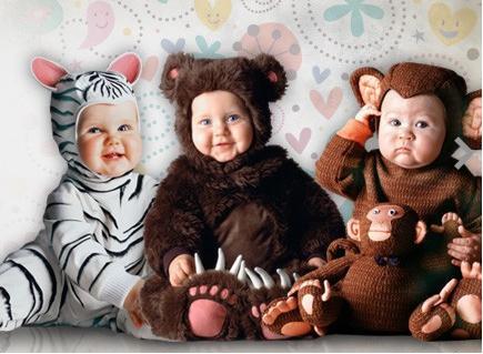 Disfraces baratos y originales online - Bebés