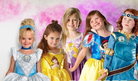 Disfraces baratos y originales online - Princesas