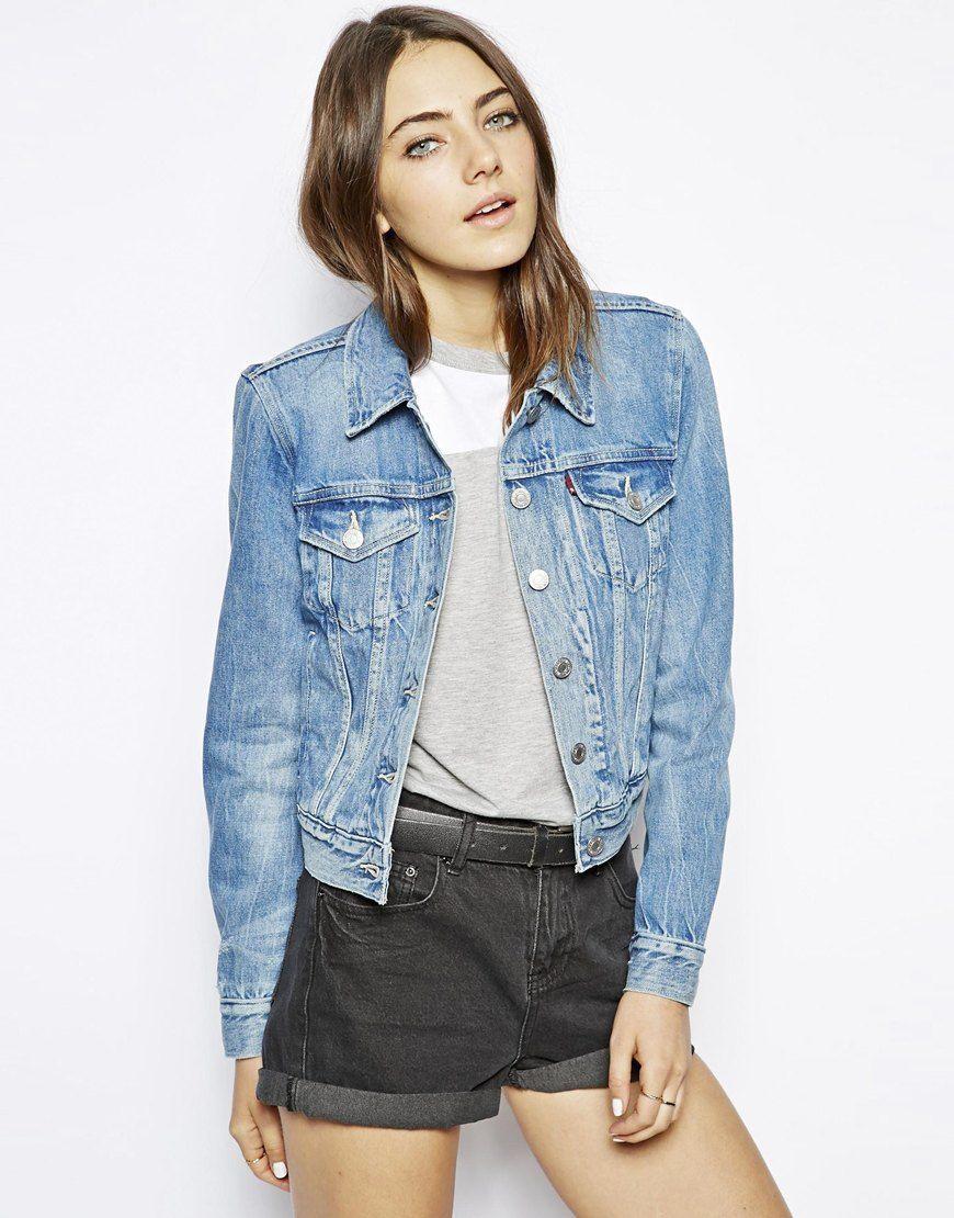 Tendencias primavera verano 2014: chaquetas y chalecos denim