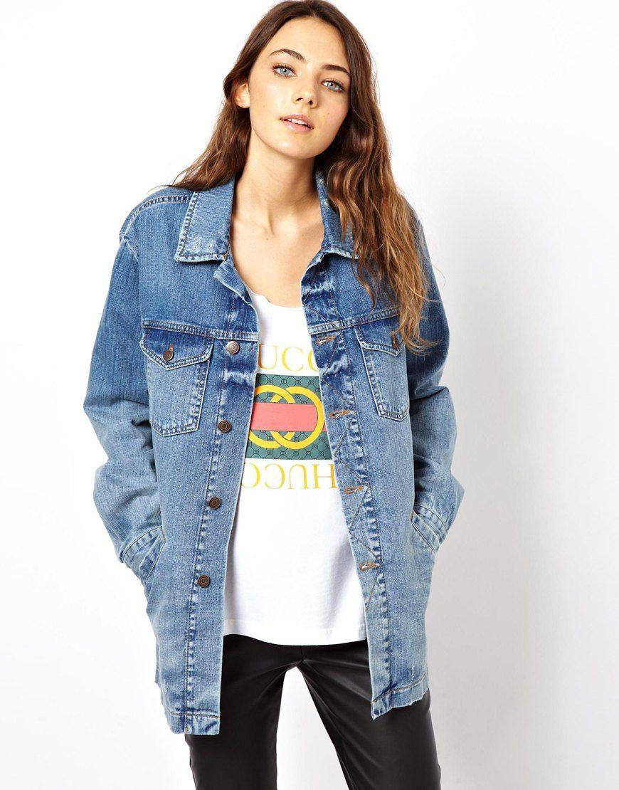 Tendencias primavera verano: chaquetas y chalecos denim