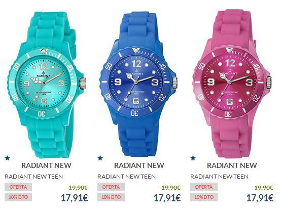 Donde comprar joyas y relojes online - Chica