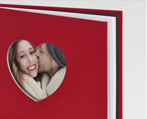 Ofertas en revelado de fotos - Álbumes románticos