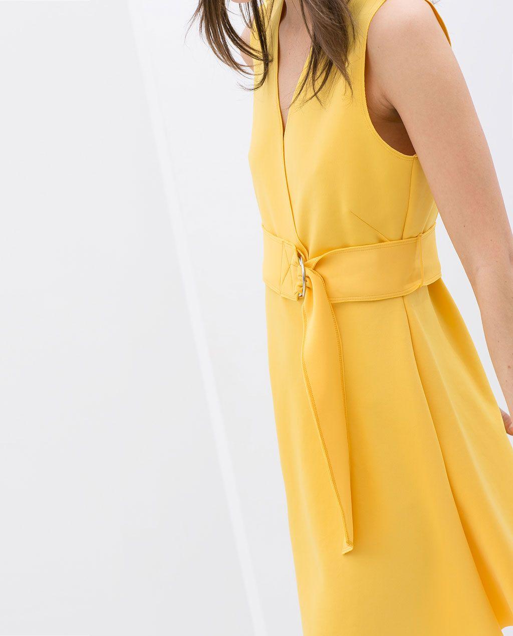 Color de moda para el verano - Vestido neopreno