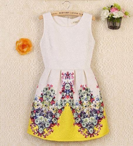 Vestidos de temporada primavera