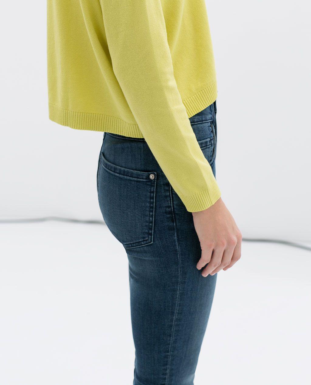 Color de moda para el verano - Jersey crop