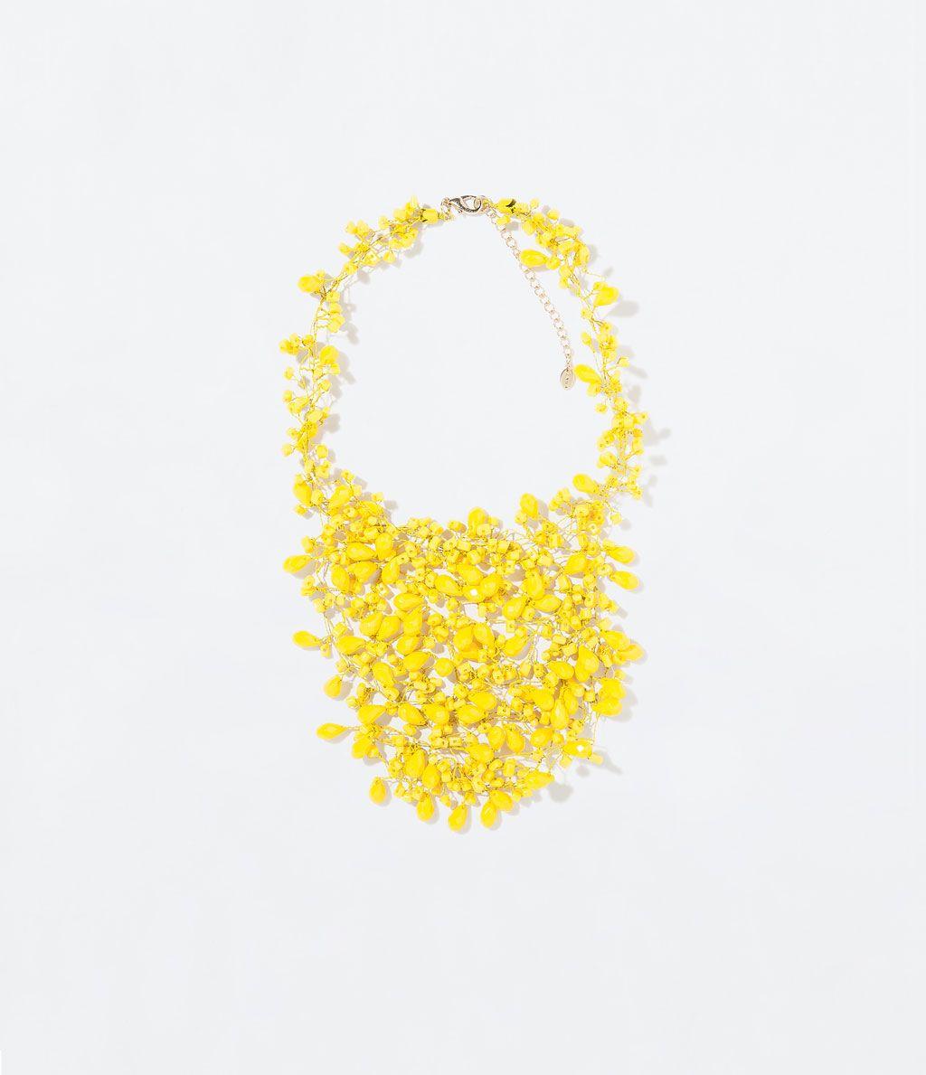 Color de moda para el verano - Collar