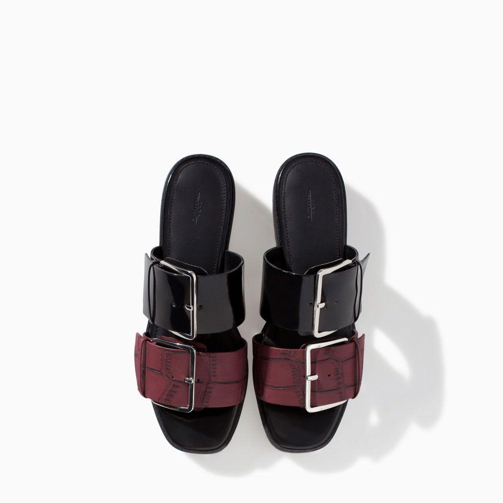 Ugly Shoes en Zara