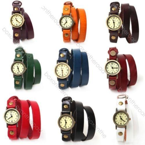 Comprar relojes baratos - Pulsera de cuero