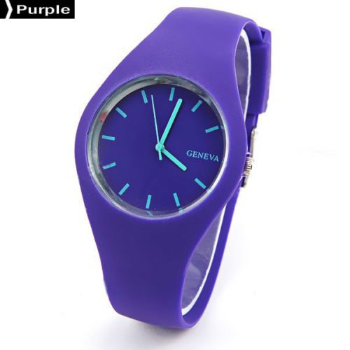 Comprar relojes baratos - Jelly de colores